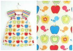cute apple dress