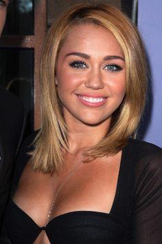 Miley Cyrus Frisur Schneiden