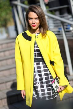 See all of the latest street style looks from Paris Fashion Week here!