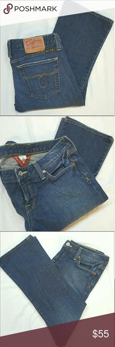 Lucky Brand Boot cut jeans In great condition Lucky Brand boot cut jeans size 29 (8) 30in inseam Lucky Brand Jeans Boot Cut