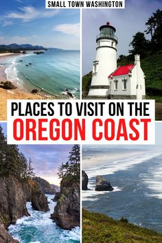 Planning a trip to the Oregon Coast? Here are 21 cool places on the Oregon Coast for your Oregon bucket list. oregon coast towns | coastal towns in oregon | prettiest oregon coast towns | prettiest towns in oregon coast | cool places to go on the oregon coast | oregon coast road trip | where to travel in oregon | best oregon coast towns | best oregon beach towns | beach towns in oregon | cute beach towns in oregon | best beaches in oregon | oregon coast travel tips Usa Travel Guide, Travel Usa, Travel Guides, Travel Articles, Travel Info, Travel Tips, Beautiful Places To Visit, Cool Places To Visit, South America Travel