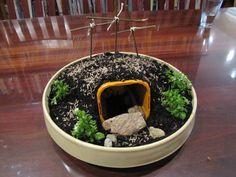 2013 Tristan's resurrection garden when first done.