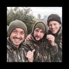 Tom with friends in Hungary