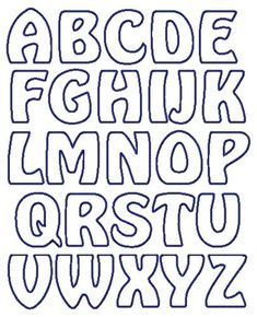 Alphabet applique templates beautiful fl garden alphabet letter graphics hover to zoom Free Printable Alphabet Templates, Alphabet Letter Templates, Alphabet Stencils, Stencil Templates, Letter Patterns, Applique Templates Free, Free Letter Stencils, Printable Stencils, Alphabet Quilt