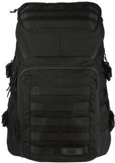 Backpack - Back View | Mission Critical