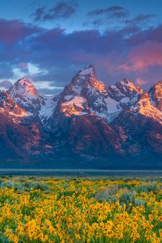 Grand Tetons National Park, Wyoming; photo by Kevin McNeal