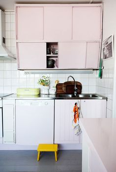 #pastel #retro #idealkitchen