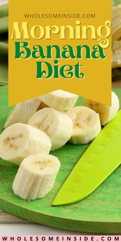 😩Are you struggling to lose weight? Do you want a diet with no restrictions?😲Then the Morning Banana diet is for you.🍌👙 CLICK THE LINK 👉 to see the benefits of this diet 🎉😎 Best Weight Loss Foods, Weight Loss Snacks, Weight Gain, How To Lose Weight Fast, Raw Banana, The Last Meal, Mindful Eating, Fruit And Veg, Breakfast Time