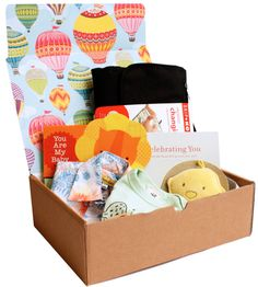A Little Bundle -- a subscription service bringing the best in baby gifts each month!