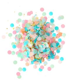 Carousel Confetti Pack