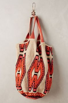 San Andres Tote - anthropologie.com