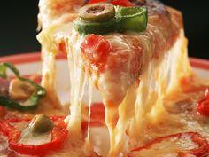 Cheese Pizza Wallpaper Desktop