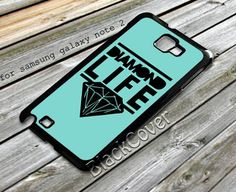 diamond life - iPhone 4/4S/5/5S/5C, Case - Samsung Galaxy S3/S4/NOTE/Mini, Cover, Accessories,Gift