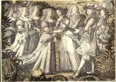 17th Century Fashion, Louis Xiv, Marie Antoinette, Versailles, Medieval, Lorraine, History, Drawings, Baroque