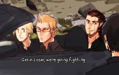 Road Trip RPG Coming to You Who Knows When