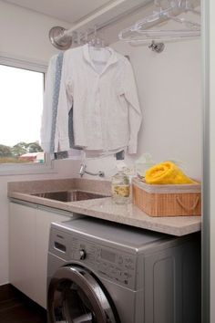 soluções cozinha area de servico integradas - Pesquisa Google