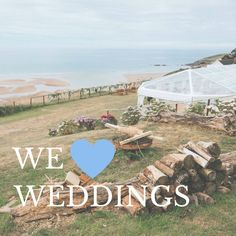 We have stunning venues for marquee weddings in Devon and Cornwall. Get an amazing marquee and a breathtaking view - perfect match! Marquee Hire, Marquee Wedding, Devon And Cornwall, Exeter, Beach Weddings, Beach Themes, Somerset, Perfect Match, Plymouth