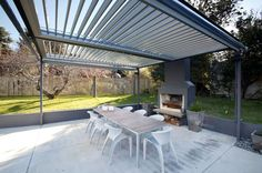 Louvered Opening Roof Rooves Pinterest Products