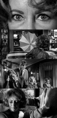 Who's Afraid Of Virginia Woolf?, 1966 (dir. Mike Nichols) [note; this is a reframe, you can see the first one here]