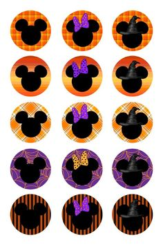 15 one inch circles 4x6Mouse Inspired HalloweenWithName - Download - 4shared
