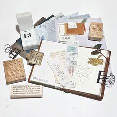 #mylifeinaleatherboundnotebook #travelersnotebookPH #midoritravelersnotebook #CreativeNook #iamjoanjay #iamJUANofakind Life Journal, Place Cards, My Life, Notebook, Place Card Holders, Creative, Notebooks, Scrapbooking