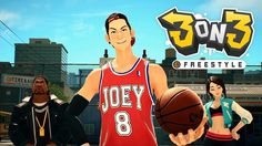 3on3 Freestyle Game Trailer Video   New Launch Trailers PS4 Playstation ...