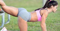 Θέλεις βραζιλιάνικα οπίσθια; Απλά κάνε αυτή την άσκηση των 5 λεπτών! | Anonymoi.gr