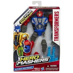 Bn transformers robots in #disguise hero mashers #autobot heatwave #action figure,  View more on the LINK: http://www.zeppy.io/product/gb/2/181987289396/