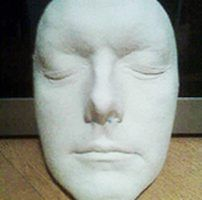 Cast a molding of your face.
