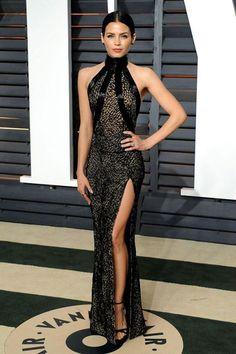 Jenna Dewan - vanity fair 2015 - red carpet