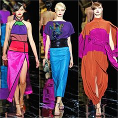 Louis Vuitton Spring 2011 (more of my favorite SS11 collections today on chicityfashion.com)