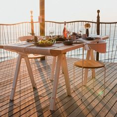 The Alfresco table by Palmy Living is a dining table seating 6 people. Palmy Living is a local furniture brand founded by a husband and wife duo from Somerset West. Table Seating, Dining Table, Somerset West, Beach Wood, Natural Looks, Fresco, Furniture Decor, Husband, In This Moment