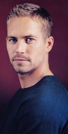 """Just saw someone post this. """"Paul Walker - dont now who he is but he's gorgeous :)"""" Apparently you know you're old when you know who Paul Walker is."""