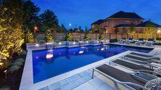 AquaSpa Pools & Landscape Designs #BackyardLookbooks   poolspas.ca