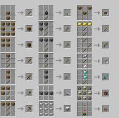 Minecraft Cheats, Minecraft Food, Easy Minecraft Houses, Amazing Minecraft, Minecraft Survival, Minecraft Blueprints, Minecraft Creations, Minecraft Designs, Minecraft Stuff