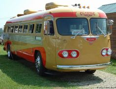 restored flxible bus for sale - Google Search