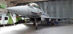 Eurofighter Typhoon Imperial War Museum Duxford