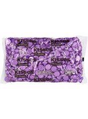 Purple Milk Chocolate Hershey's Kisses 410ct Hershey Kisses Chocolate, Bulk Chocolate, Hershey Candy, Chocolate Sweets, Kisses Candy, Hershey's Kisses, Purple Candy Buffet, Candy Buffet Supplies, Party Supplies