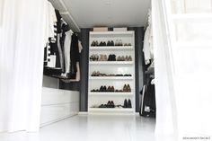 Lisäneliöitä kaupunkiasuntoon - Adalmina's Secret | Divaaniblogit walking closet