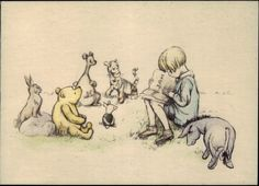 Quotes Winnie The Pooh Adventure Christopher Robin 53 Ideas Winnie The Pooh Drawing, Winnie The Pooh Nursery, Winne The Pooh, Winnie The Pooh Quotes, Winnie The Pooh Friends, Vintage Winnie The Pooh, Nursery Prints, Nursery Art, Hundred Acre Woods