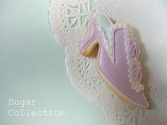 the movie Marie Antoinette was the inspiration for this cookie!