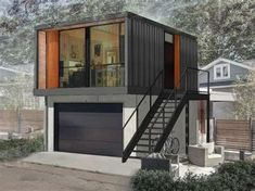 Shipping container homes: Inside Edmonton's hottest new ...