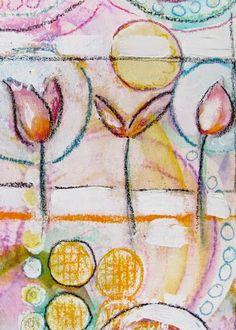 I live my life in widening circles - Ich lebe mein Leben in wachsenden Ringen ~ Rilke