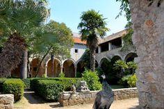 Lokrum Island Restaurants: Eat at the Monastery Restaurant