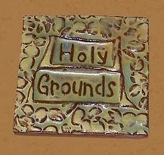 Holy Grounds is a store we are proud to know via Classic Legacy, I LOVE this name! Lutheran, Grape Vines, Holi, Spaces, My Love, Store, Classic, Gifts, Derby