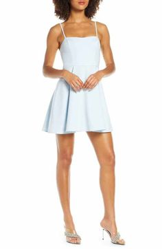 12 Sorority Recruitment Dresses Any Girl Will Look Cute In - Society19 Simple Dresses, Plus Size Dresses, Semi Dresses, Hoco Dresses, Fit Flare Dress, Fit And Flare, Sorority Recruitment Dresses, Nordstrom Dresses, Women's Fashion Dresses