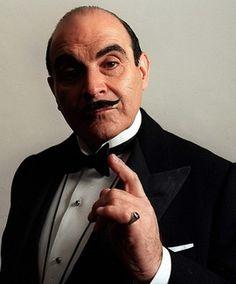 David Suchet as Poirot 1989-2013