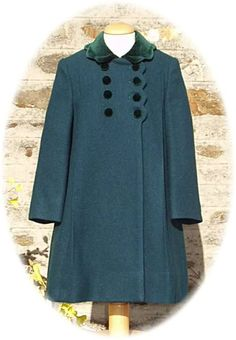 Little girl&39s traditional coat | Girls Traditional Classic Wool
