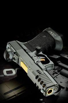 Guns 4 you — Glock ZEV Technologies Custom Glock, Custom Guns, Weapons Guns, Guns And Ammo, Fire Machine, Winchester, Survival, Fire Powers, Cool Guns