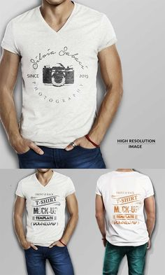 Download 20 Mock Up T Shirts Ideas Tshirt Mockup Shirts Shirt Mockup